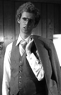 Malcolm Gladwell: the awkward teenage years